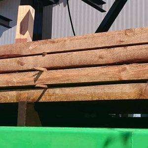 Импрегнация на дървен материал